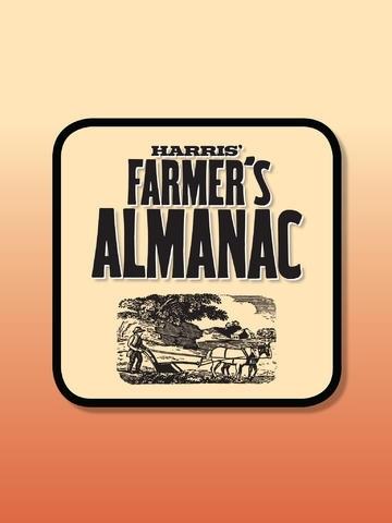 Harris Farmer's Almanac