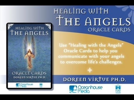 Healing with the Angels Oracle Cards - Doreen Virtue, Ph.D.