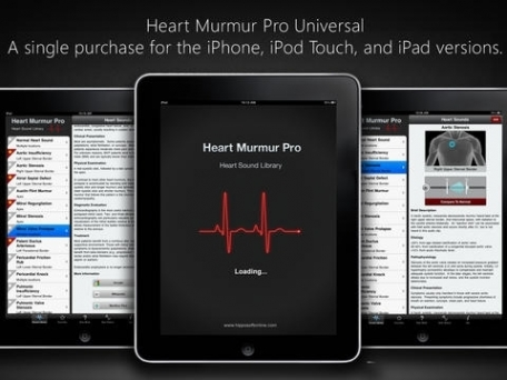 Heart Murmur Pro - The Heart Sound Database