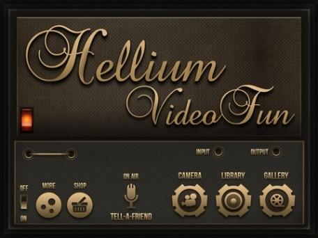 Helium Video Fun