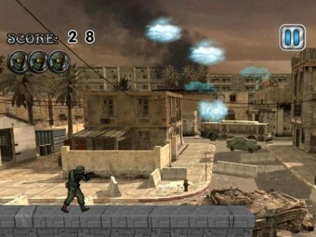 Hero War Runner - Running and Fighting Injustice Edition