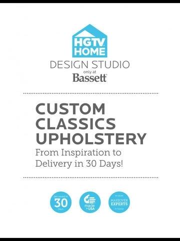 HGTV HOME Design Studio at Bassett