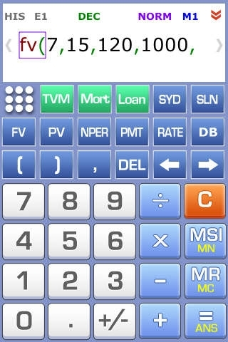HiCalc Business Calculator