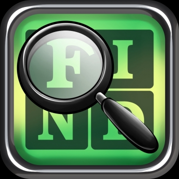 Hidden Object Word Search HD, Free Game