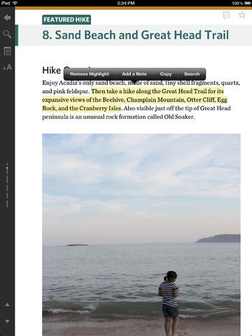 Hiking Acadia National Park - Official Interactive FalconGuide by Dolores Kong and Dan Ring