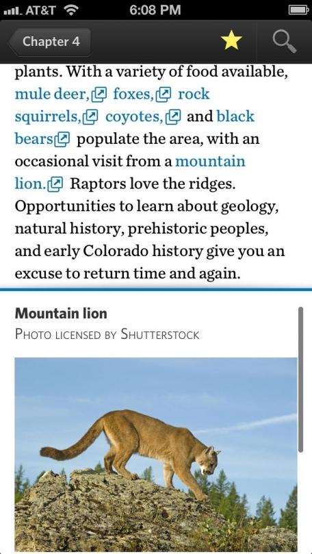 Hiking Colorado - Official Interactive FalconGuide by Maryann Gaug