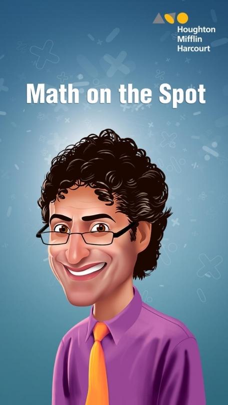 HMH Math on the Spot