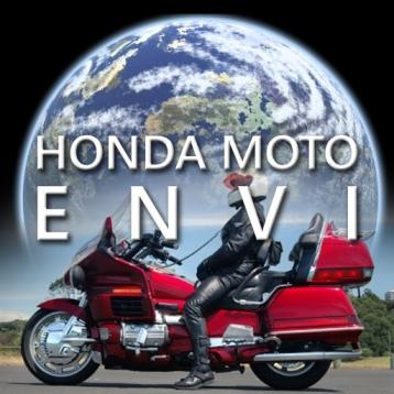 Honda Moto Envi