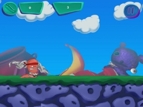 Hot Dog Worms HD, Free Game