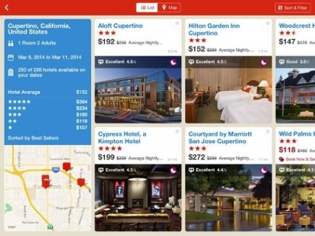 Hotels.com HD – Hotel Booking and last minute hotel deals