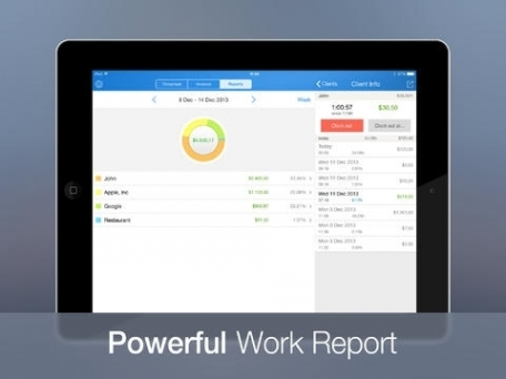 Hours Keeper - Time Tracking, Timesheet & Billing