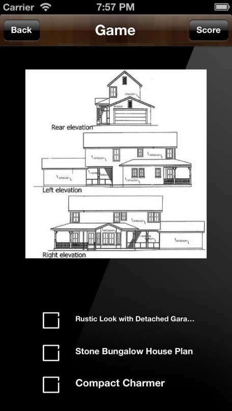 House Plans-Cottage Projects