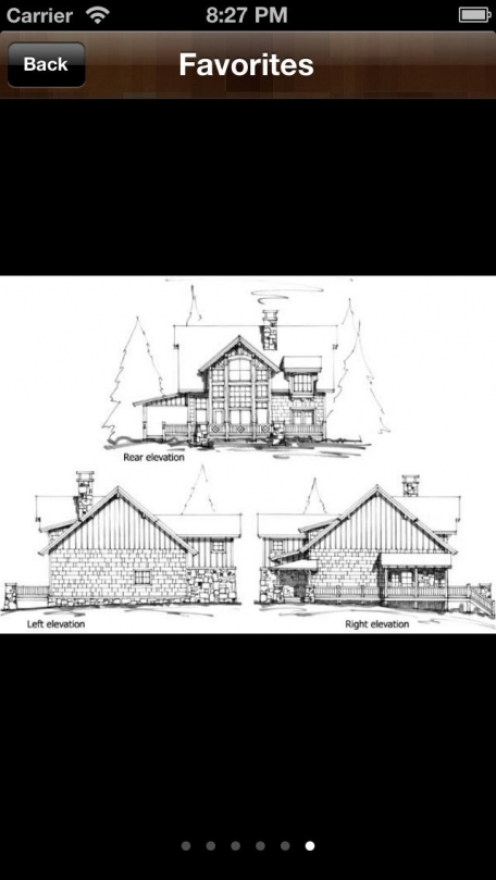 House Plans-Country Projects