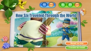 How Six Traveled Through the World- bedtime fairy tale iBigToy