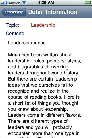 How to Become an Ideal Leader