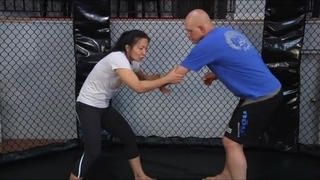 How to Defeat the Bigger, Stronger Opponent in No Gi. Volume 11: No Gi Gripping & Takedowns, with Emily Kwok & Stephan Kesting