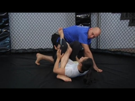 How to Defeat the Bigger, Stronger Opponent in No Gi. Volume 13: No Gi Guard Sweeps & Submissions, with Emily Kwok & Stephan Kesting