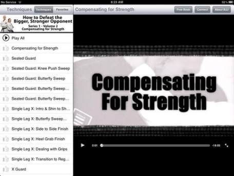 How to Defeat the Bigger, Stronger Opponent. Volume 2: 'Compensating for Strength' with Emily Kwok and Stephan Kesting