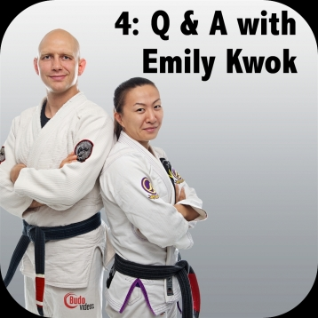 How to Defeat the Bigger, Stronger Opponent. Volume 4: \'Advanced BJJ Q&A\' with Emily Kwok and Stephan Kesting