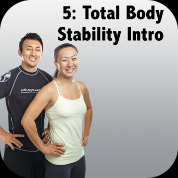 How to Defeat the Bigger, Stronger Opponent. Volume 5: \'An Introduction to Total Body Stability\' with Emily Kwok and Roy Duquette