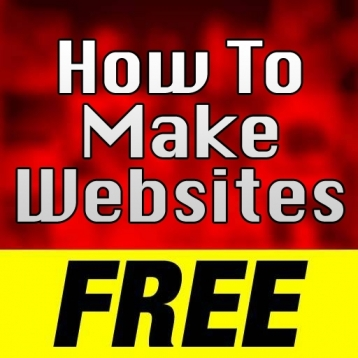 How To Make Websites FREE