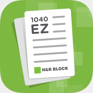 H&R Block 1040EZ 2013