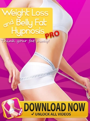 Hypnosis for Losing Weight & Belly Fat PRO - Self Motivation Chicken Soup