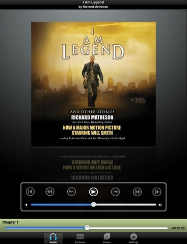 I Am Legend (by Richard Matheson)