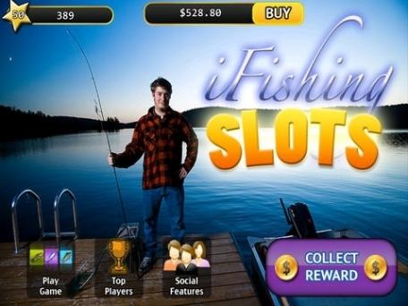 Amazon fishing slots