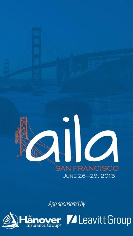 AILA Annual Conference 2013