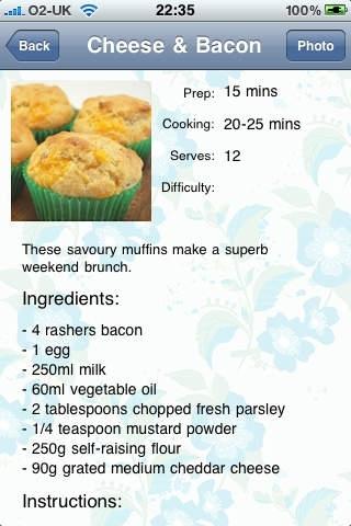 iBake Muffins