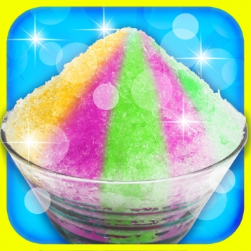 Ice Smoothies - kids games