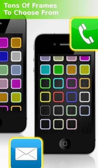 Icon Glow Skins