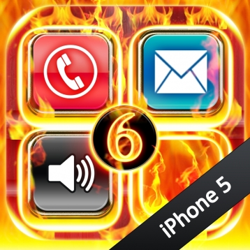 Icon Skins Free for iPhone5