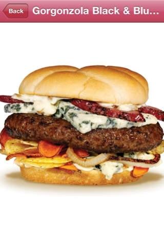 iCook Gourmet Burgers