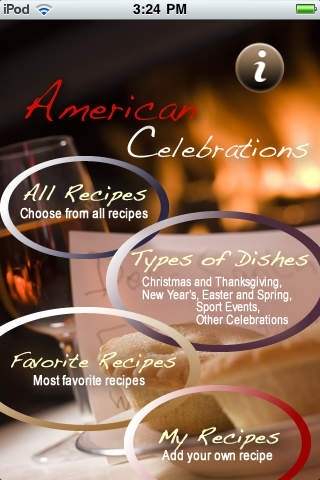 iCooking American Celebrations