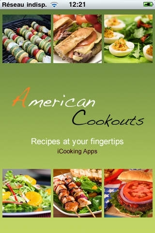 iCooking American Cookouts