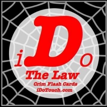 iDoTheLaw Crim Flash Cards