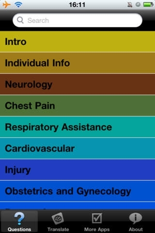 IEMG - International Emergency Medical Guide