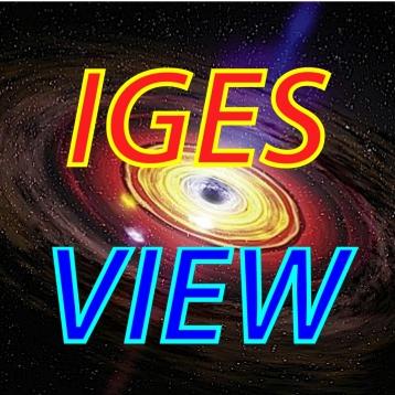 IGES 2D Viewer i