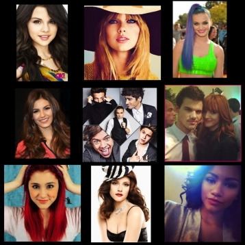 Teen Idols - the best animated Gifs, save & share celeb images, create musical slideshow w/ Pics & have fun in Photo Booth!