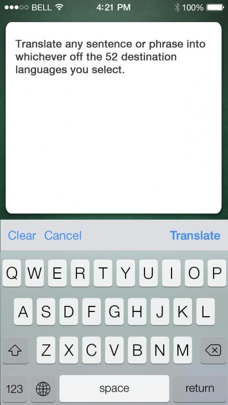 iHandy Translator Free
