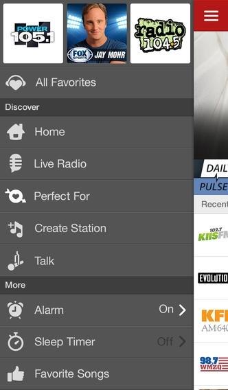 iHeartRadio – Free Music & Internet Radio Stations