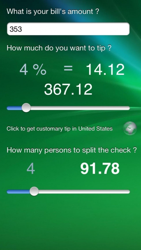 im tips calculator utilities app review ios 0 99 for august