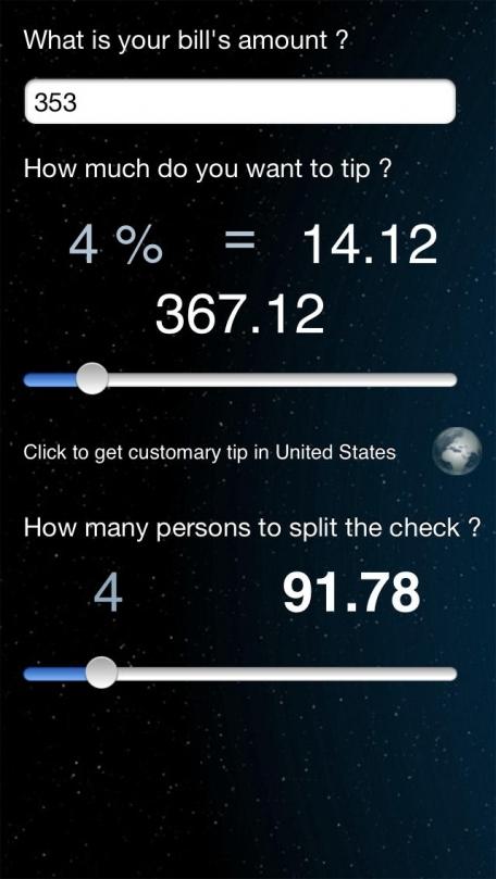 !iM: Tips calculator. Lite
