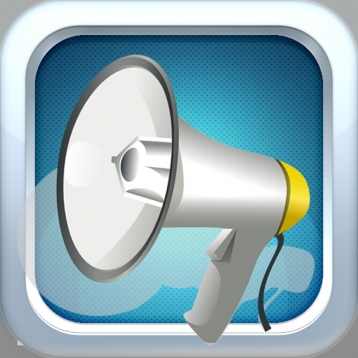 iMegaphone - Use Your Device As a Megaphone