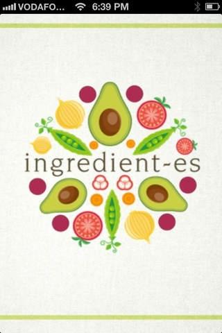 Ingredient-es