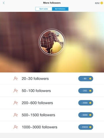 InstaFollow - Get thousands of instagram followers and track unfollowers