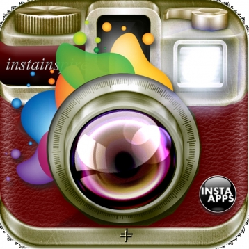 InstaInspire + - Top photo pics recorder and effects app for Instagram