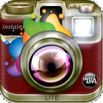 InstaInspire Photo Pic App - The Artsy Photo Crop and Shop FX Editor for Christmas by Insta Apps!